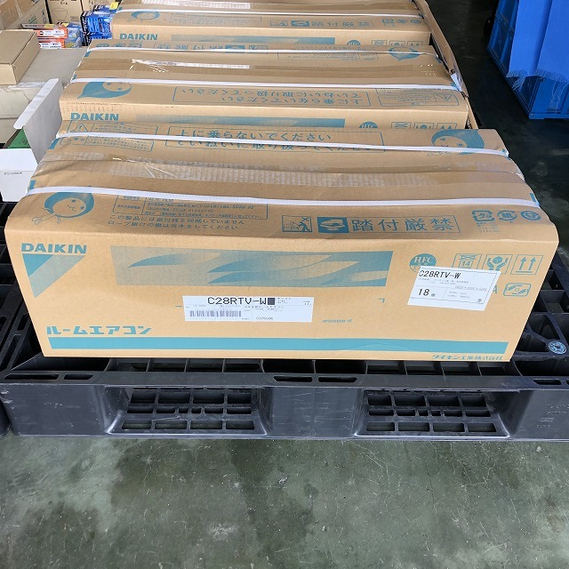 【エアコン】DAIKIN(ダイキン) マルチエアコン C28RTV-Wの買取.jpg